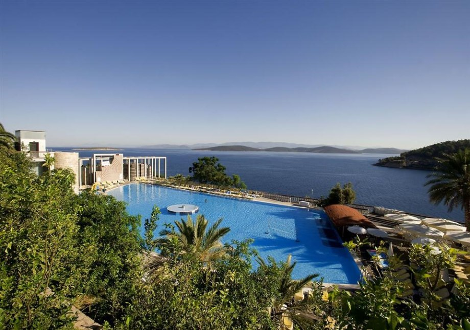 Kervansaray Bodrum Resort-Pool