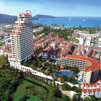 The Royal Paradise Hotel & Spa (Paradise Wing Superior)