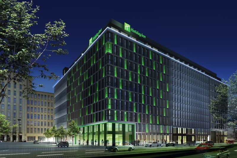HOTEL HOLIDAY INN BERLIN CENTRE ALEXANDERPLATZ