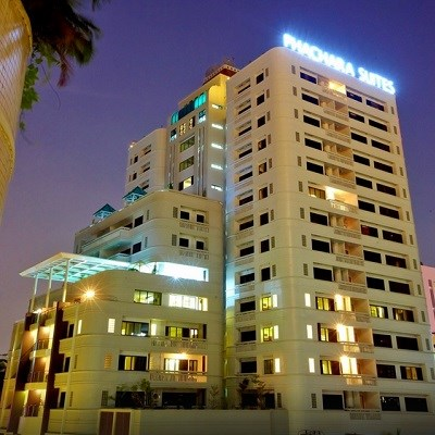 Phachara Suites (1-Bedroom Deluxe Suite/ Special)