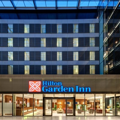 Hilton Garden Inn Frankfurt Airport (Evolution)