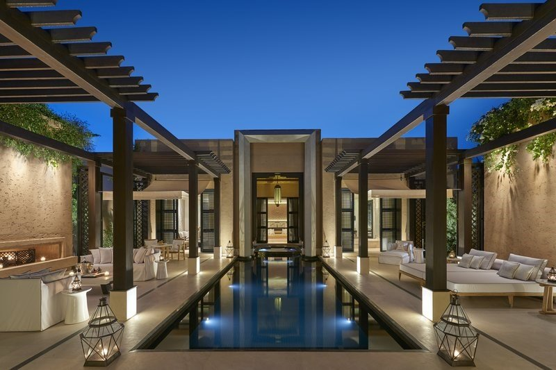 Mandarin Pool Villa Overview