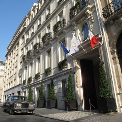 InterContinental Paris - Avenue Marceau (Superior/ Room Only)