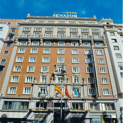 Senator Gran Via 70 Spa (Room Only)