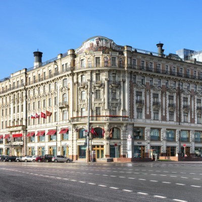 National Moscow, a Luxury Collection Hotel (Kremlin Suite)