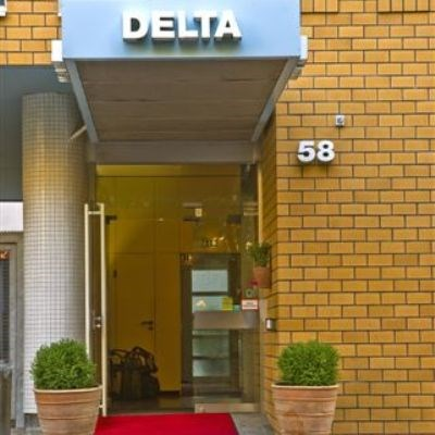 Hotel Delta am Potsdamer Platz (Minimum 2 Nights)