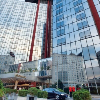 The Great Wall Sheraton Hotel Beijing (Deluxe)