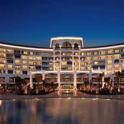Waldorf Astoria Dubai Palm Jumeirah (Deluxe Skyline Sea View/ Half Board)
