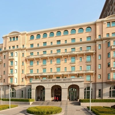 Raffles Beijing (Raffles Inc. Business/ Minimum 3 Nights)