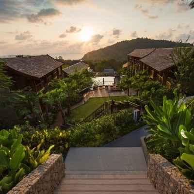 Avista Hideaway Resort & Spa Phuket (Buena Vista/ Non-Refundable)