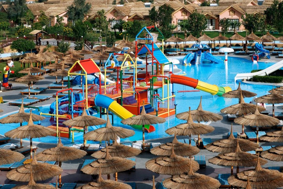 HOTEL JUNGLE PARK RESORT HURGHADA