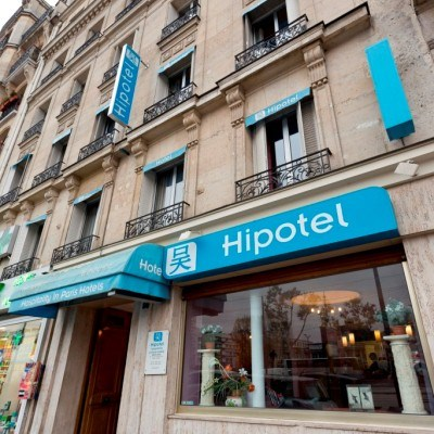 Hipotel Paris Nation
