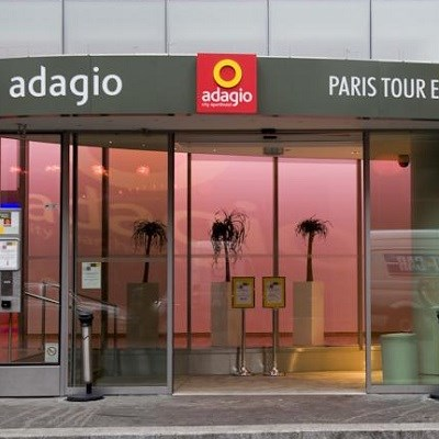 Adagio Paris Centre Tour Eiffel (Studio/ Room Only)