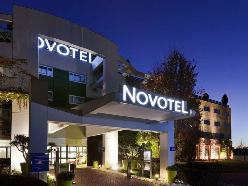 NOVOTEL SAINT QUENTIN GOLF NAT