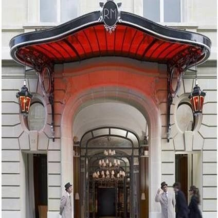 Le Royal Monceau - Raffles Paris (Gallery Suite)