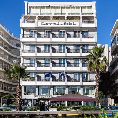 Coral Hotel Athens (Sea View/ Non-Refundable)