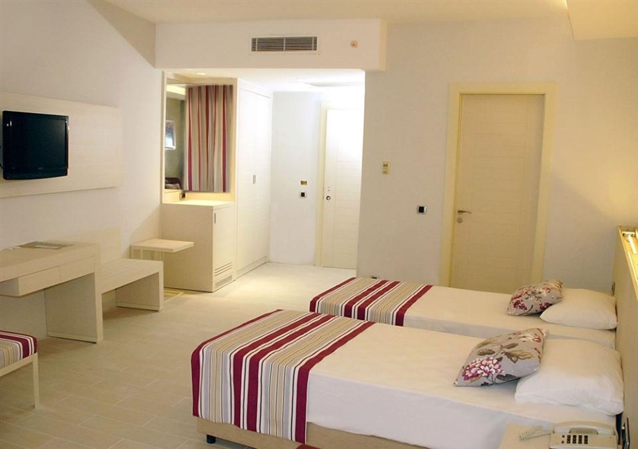 Kervansaray Bodrum Resort-Twin room