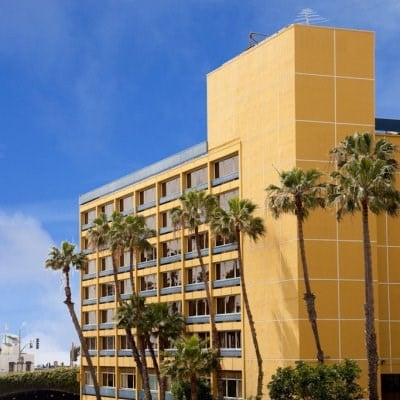 Wyndham Santa Monica At The Pier Los Angeles (Partial Ocean View/ Room Only)