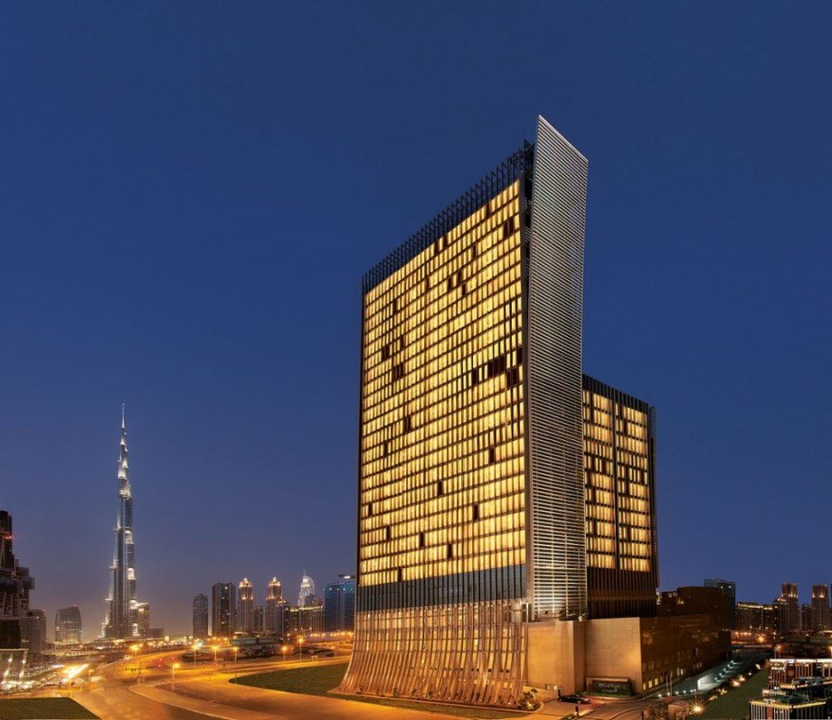 HOTEL THE OBEROI DUBAI