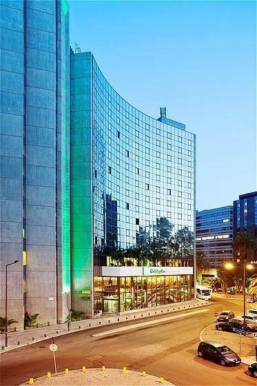 HOTEL HOLIDAY INN LISBOA CONTINENTAL