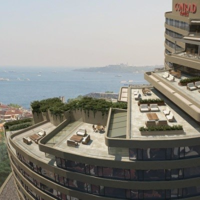 Conrad Istanbul (Deluxe City View)