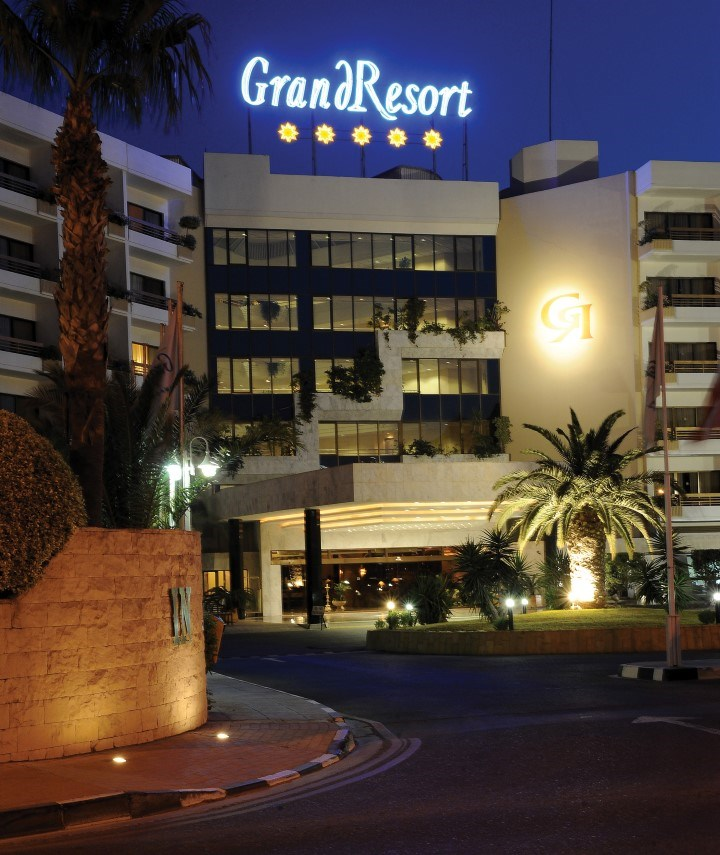 HOTEL GRAND RESORT LIMASSOL
