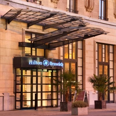 Hilton Brussels City (Deluxe)