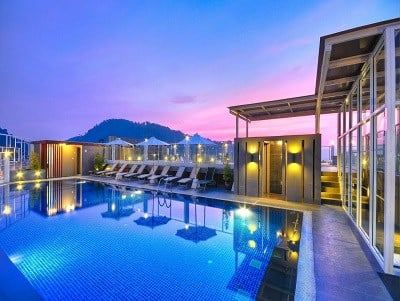 THE ASHLEE HEIGHTS PATONG HOTEL & SPA - NON-REFUNDABLE