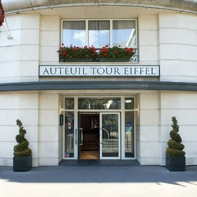 Auteuil Tour Eiffel (Room Only)