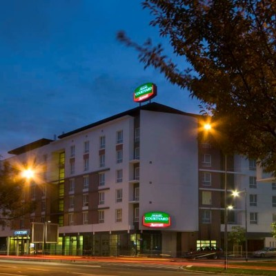 Courtyard by Marriott Paris Saint-Denis (Non-Refundable)