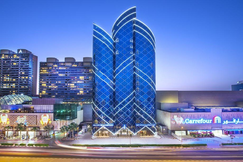 CITY SEASONS TOWERS BUR DUBAI