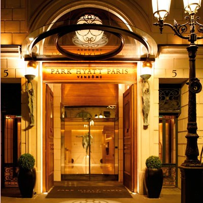 Park Hyatt Paris Vendome (Park Suite)