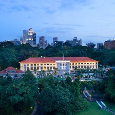 Fort Canning (Deluxe)