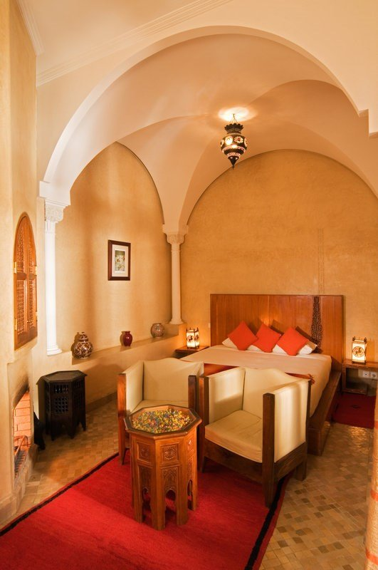 Riad Lydines_Guest Room