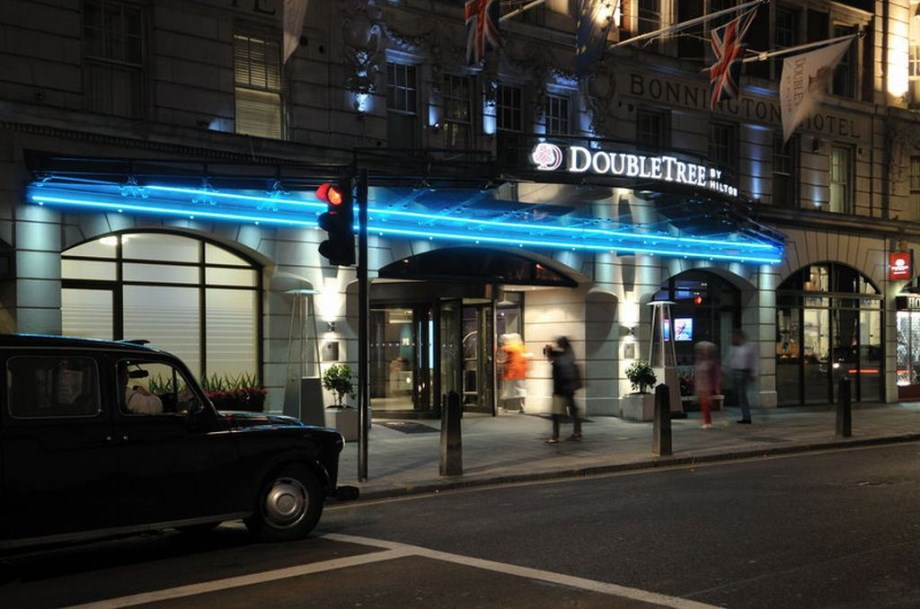 HOTEL DOUBLETREE BY HILTON LONDON WEST END