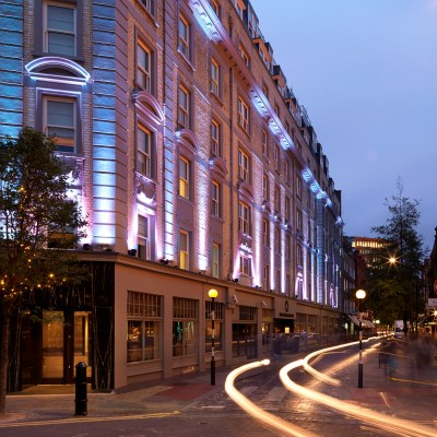 Radisson Blu Edwardian Mercer Street London
