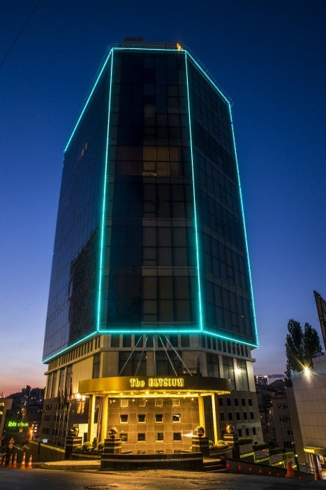 THE ELYSIUM ISTANBUL MGALLERY BY SOFITEL