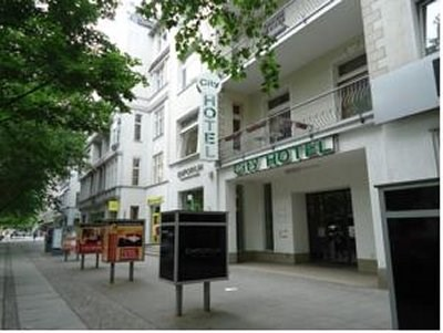 City Hotel Am Kurfurstendamm Non-refundable