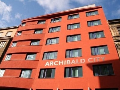 Archibald City Hotel- Non Refundable Room