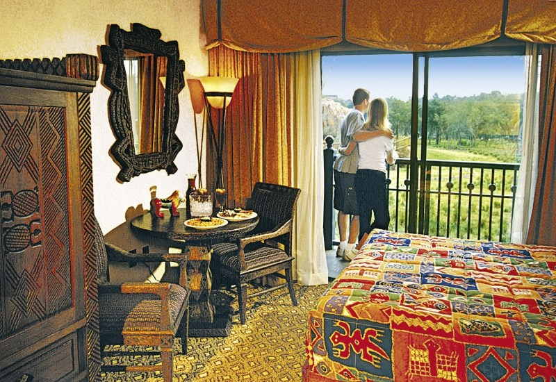 DISNEY'S ANIMAL KINGDOM LODGE RESORT HOTEL