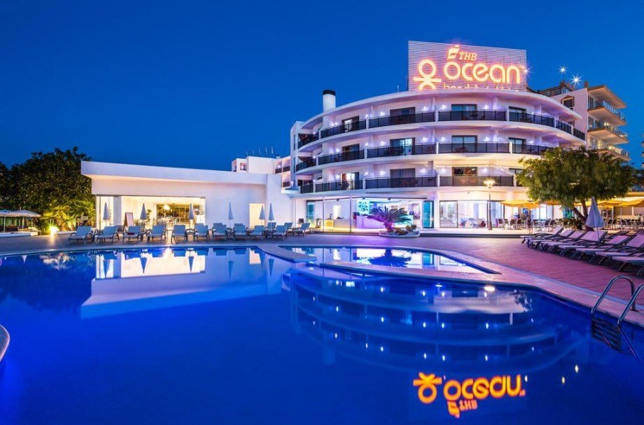 HOTEL THB  OCEAN BEACH (ADULTS ONLY)