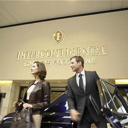 InterContinental London Park Lane (1-Bedroom Suite)