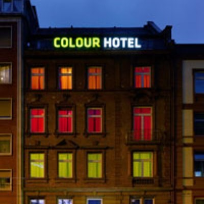 Colour Hotel (Room Only)