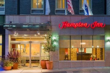 HAMPTON INN MANHATTAN-TIMES SQ