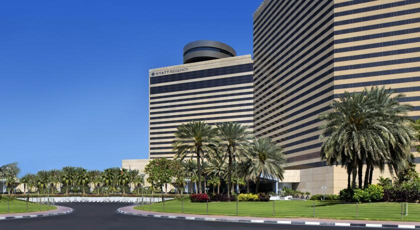 THE GALLERIA HYATT REGENCY DUBAI