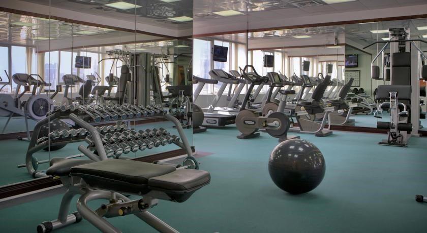 Jumeirah Rotana-Fitness Center