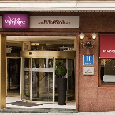 Mercure Madrid Plaza de Espana (Superior)