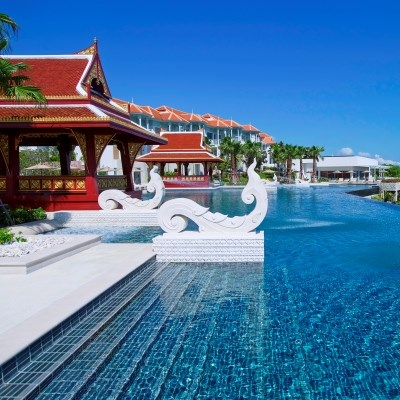 Regent Phuket Cape Panwa (Sea View Pool Villa)