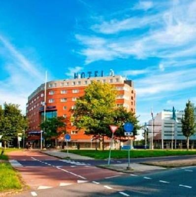 WestCord Art Hotel Amsterdam (3-Star Wing/ Deluxe)