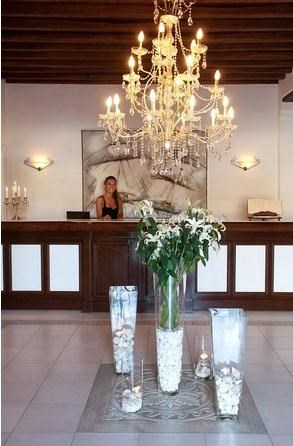 Apollonia Hotel & Resort-Reception
